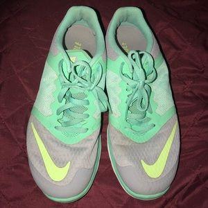 EUC Nike Running Shoes
